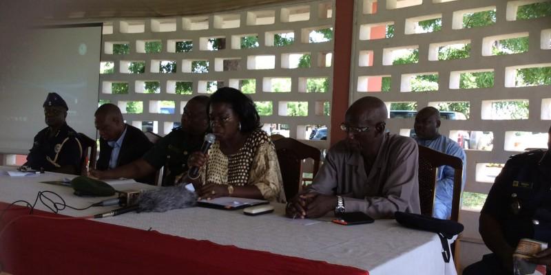 Mrs. Sena Siaw-Boateng, ECOWAS Ghana head