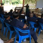 Immigration assistant director address security personnel