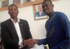 New Northern  Region YEA Coordinator takes over office amidst threats