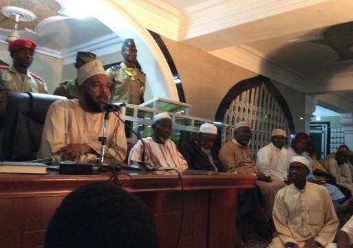 """""""Ignore terrorist tag against me,"""" Islamic preacher urges Muslims"""