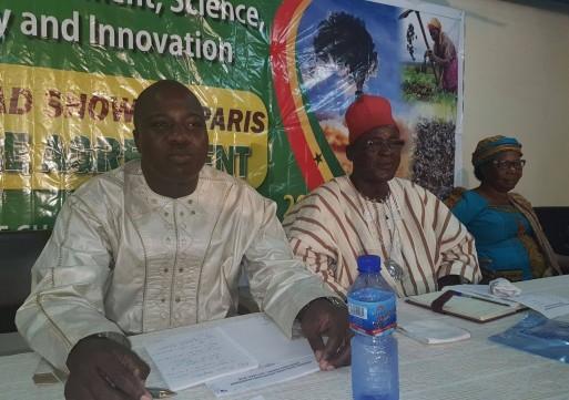 Environment ministry commences Paris climate change agreement implementation process