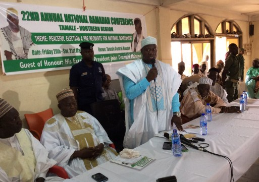 Allow teachings of Islam to reflect in your life, Northern Regional Minister appeals