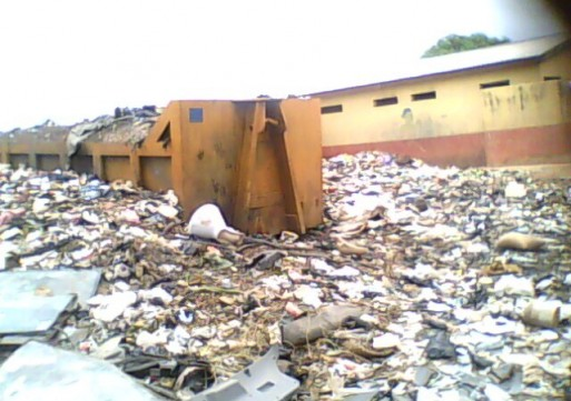 72% residents in Tamale have no toilets in their homes says Waste Management Dept.