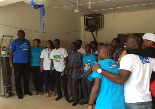 HFC banks renovates SDA children ward