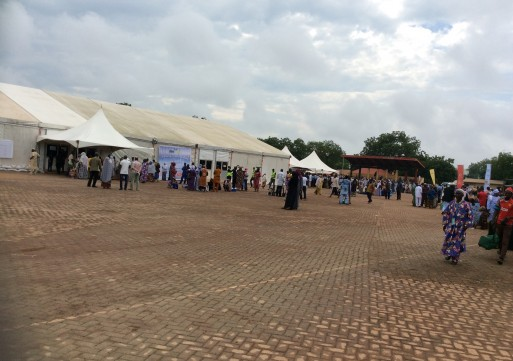 From Hajj village to first flight at Tamale airport pictures