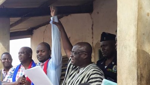 NPP Karaga parliamentary candidate steps down on health grounds