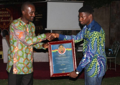 UDS graduate wins writers awards