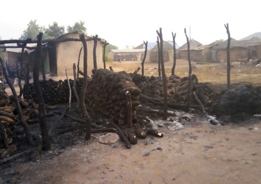 Aftermaths of Bimbilla chieftaincy conflict in pictures