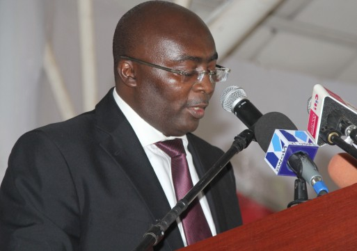 Bawumia wants Africans to stop begging, but message directed at the wrong crowd.