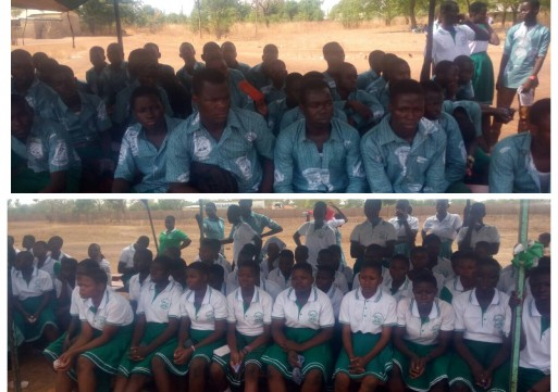 Pong-Tamale Senior High School appeals for water and adequate infrastructure