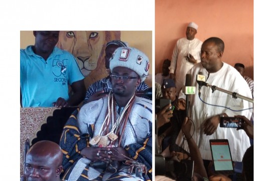 Government Won't Interfere in Bimbilla Chieftaincy-Minister reiterated