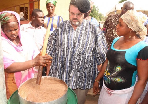 USAID Improves the Livelihoods of Rural Women in Northern Ghana