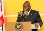 President Thrown Softball Questions By An Overly Friendly Subset Of The Ghanaian Press