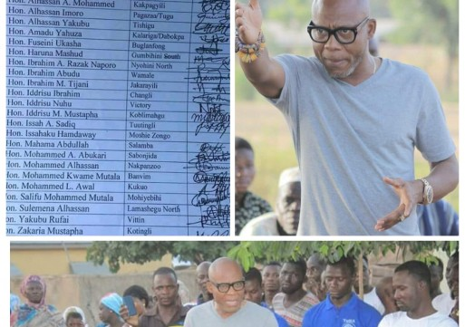 Tamale mayor under fire; described by political enemies as arrogant and uncooperative