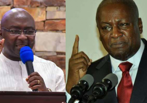 The acrimonious exchange between Dr Bawumia and Mr John Mahama is bad for the north