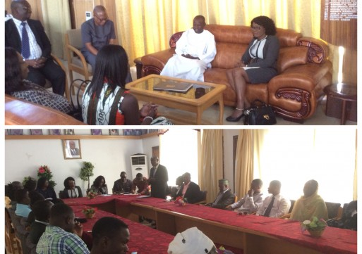 Budgetary constraints preventing us from dealing with your problems; AG to staff in Tamale