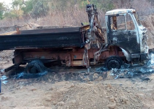 GPRTU wants government to investigate the destruction of 14 tipper trucks