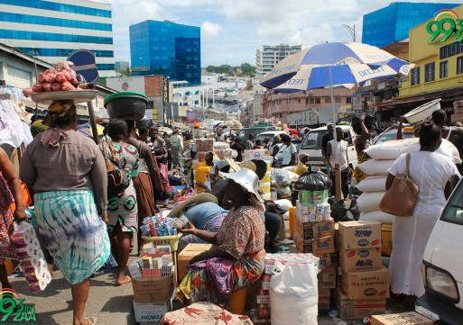 The Ghanaian economy is in a funk