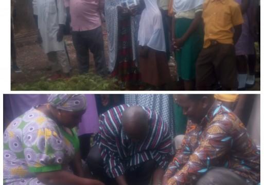 Motor king company provides 3,000 seedlings to 10 basic schools in  Savelugu municipality