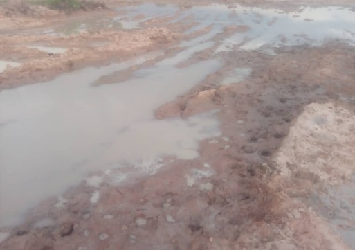 Gov't 1 Village-1Dam currnt state in the north in pictures