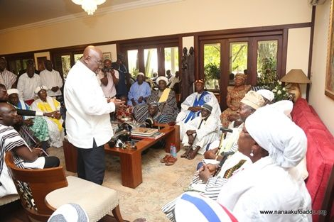 Dagbon chieftaincy crisis mediation suspended over the performance of the funerals