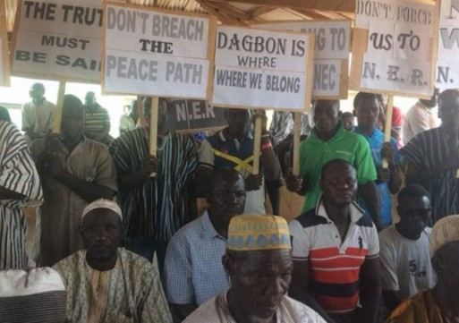 Paramount Chief of Chereponi Petitions President Over Intended Inclusion of Chereponi District In Newly Created Region of North East