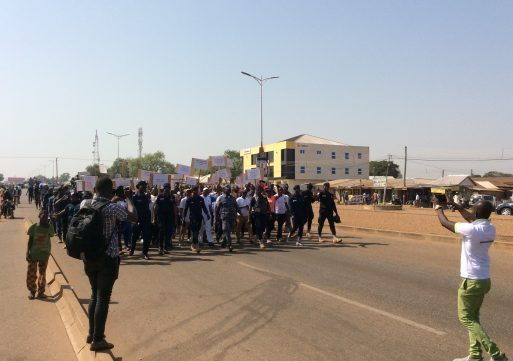 Dagbon road map to peace 'Peace Walk' pictures