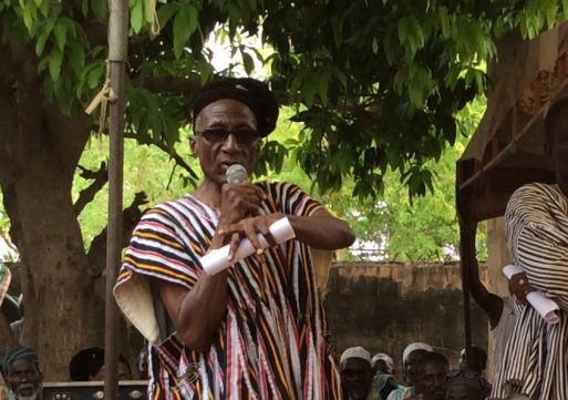 REGSEC fails as neutral body  in Nanton chieftaincy issue-Gbewaa Palace press Attaché