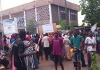 Residents in Tamale storms Ghana Water Company over lack of water