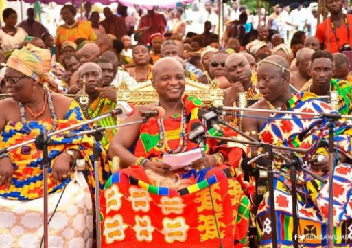 National House of Chiefs moves from headquarters in Kumasi to Tamale for Standing Committee meeting