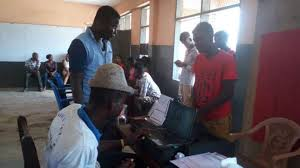EC limited registration suffers network problem