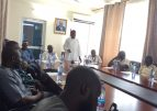 Minister commends journalists for promoting peace in the North
