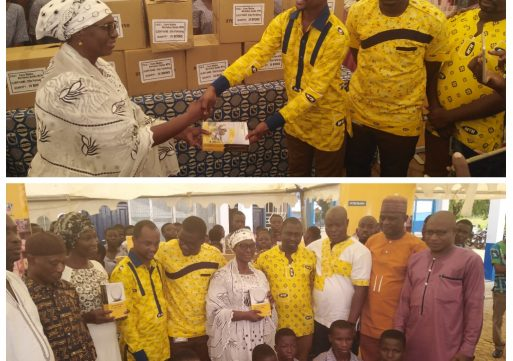 MTN  Ghana Foundation supports GHANASCO with 300 mathematics learning guides