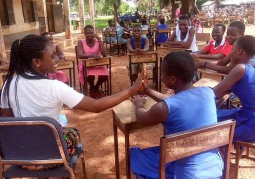 N/R; 55% of girls from 10 SHS missed class during their Menses-survey reveales